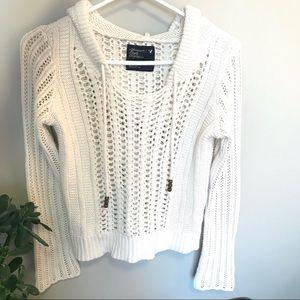 Cream/Off White Knit Sweater
